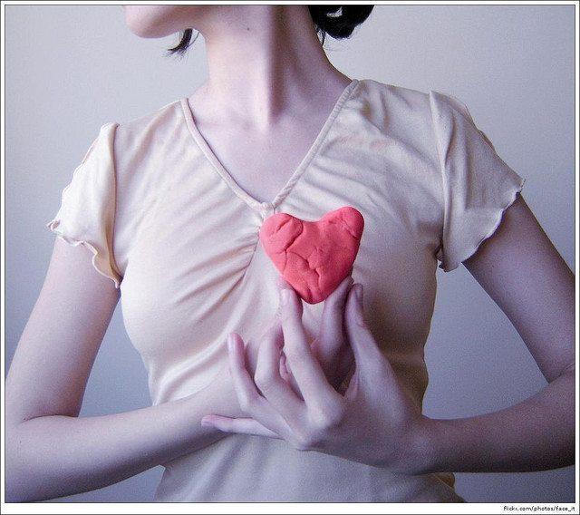 brokenness, heart