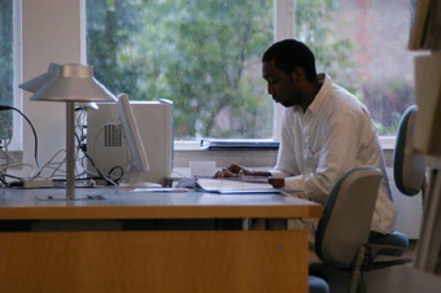 contemplative, prayer, at work