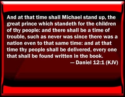 Image result for daniel 12:1 kjv