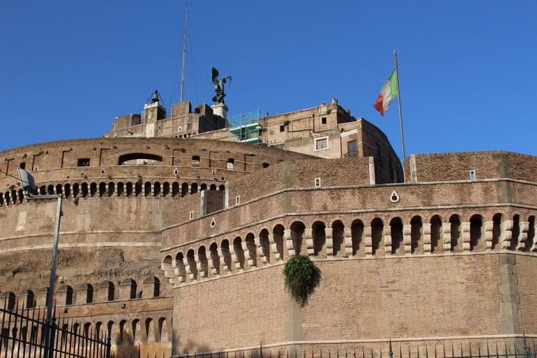 Rome-wall
