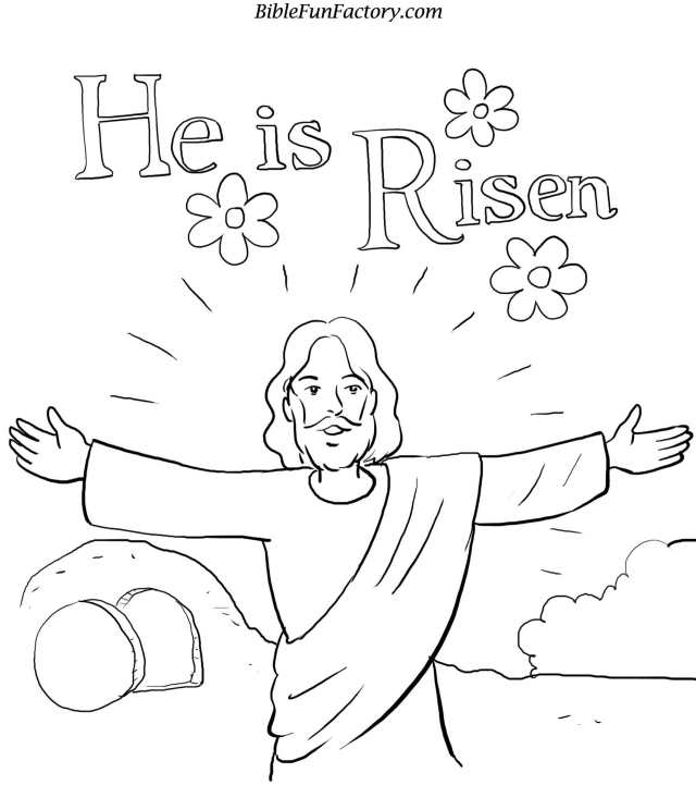 easter coloring pages  Bible Lessons, Games and Activities