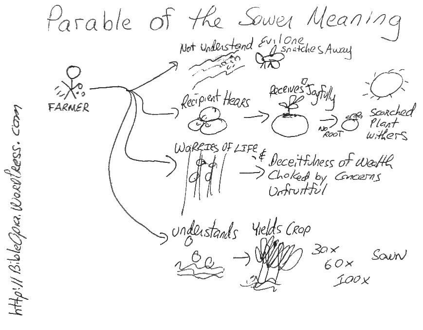Parable of the Sower Explained (4/4)