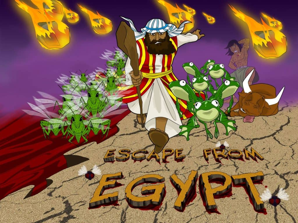 Escape From Egypt Bible Pathway Adventures