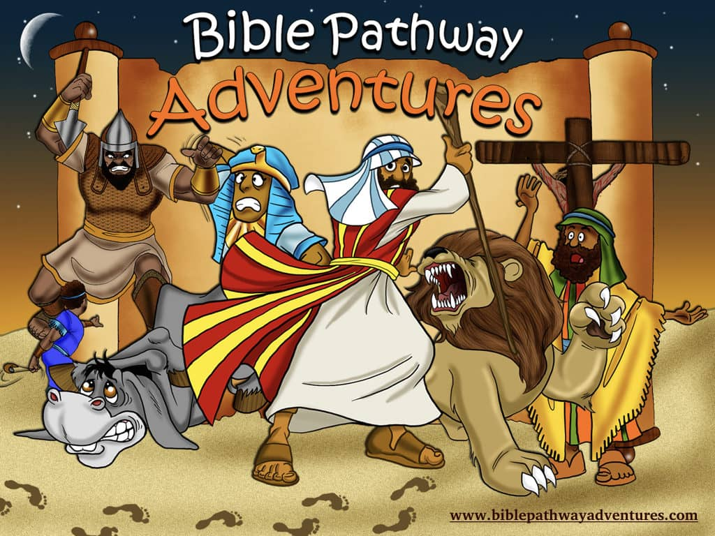 Sold Into Slavery Bible Pathway Adventures