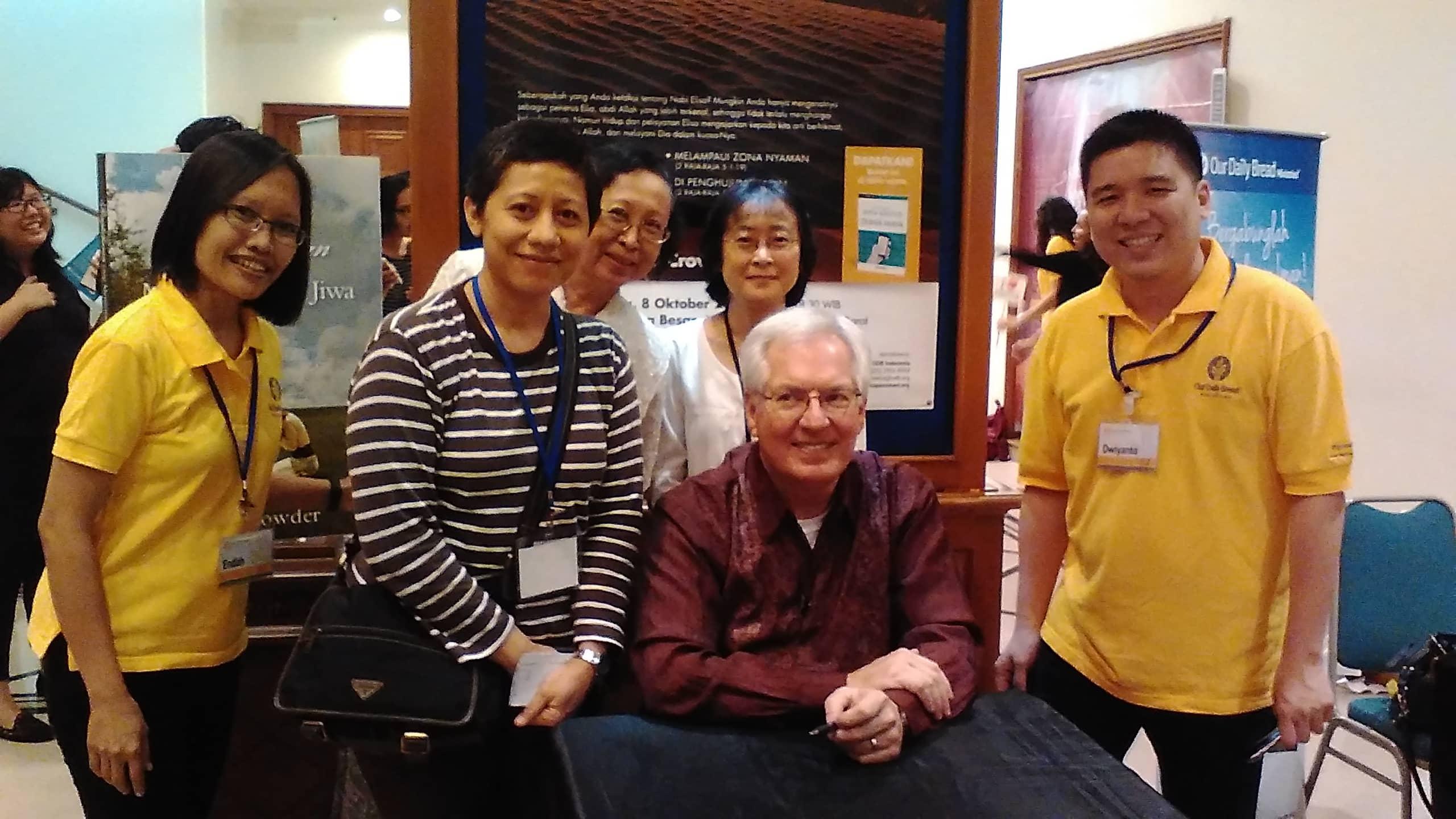 Meet Lena Our Indonesian Translator Bible Pathway Adventures