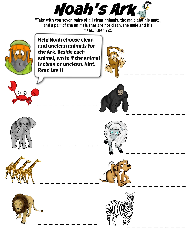 Noah S Ark Puzzle Bible Pathway Adventures