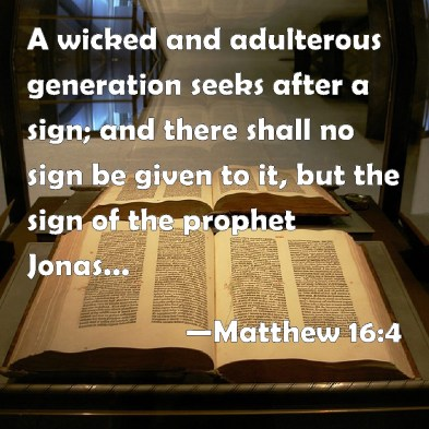 Image result for adulterous generation pictures