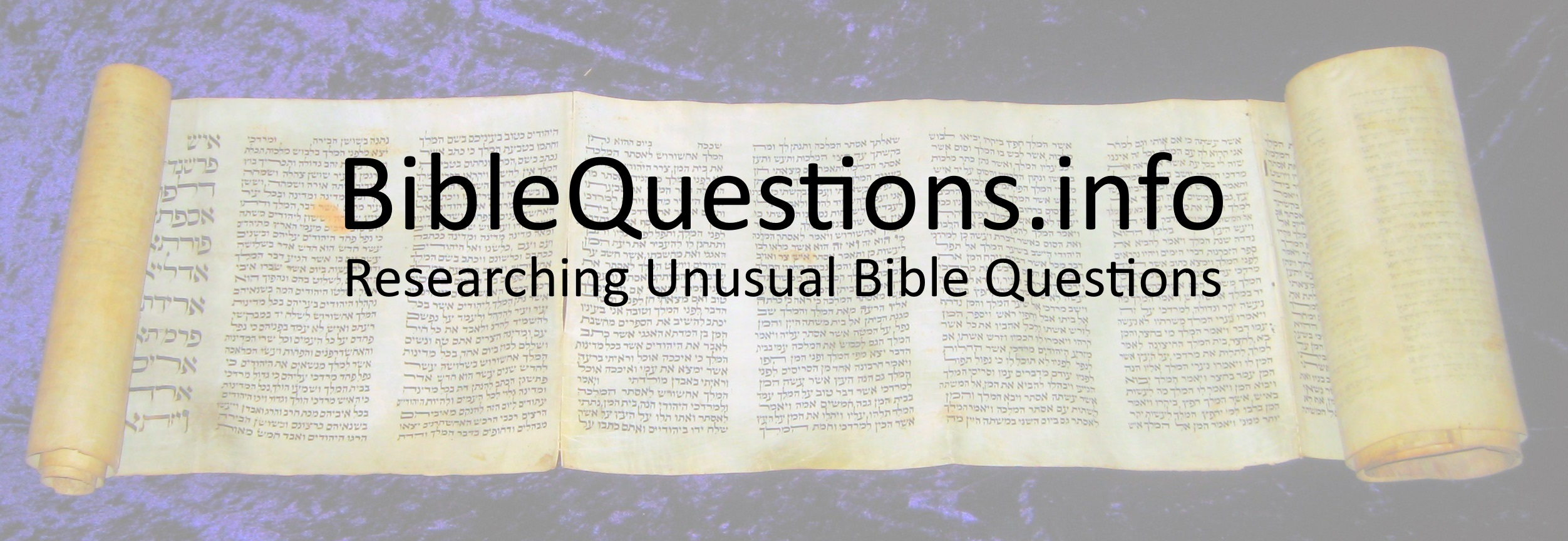 BibleQuestions.info