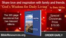 Christmas Pricing Devotional Book
