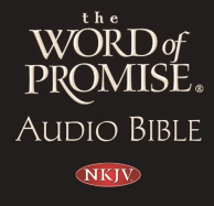 WOP Audio Bible Logo