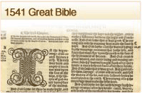 1541 Great Bible