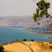 20. Hike the Bible - Jesus at the Sea of Galilee 3