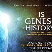 Is Genesis History? The Movie