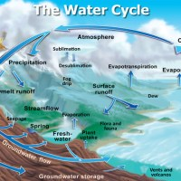 Science in the Bible - Water Cycle