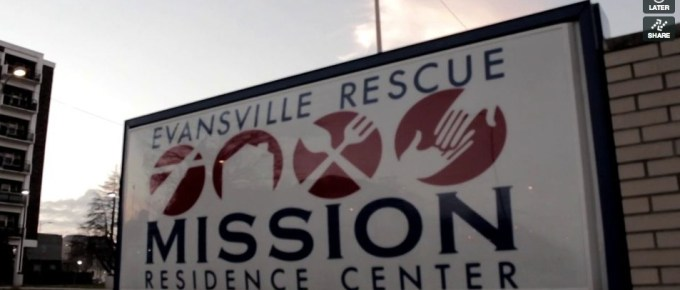 Video about What Happens at The Rescue Mission