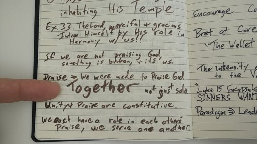 we were made to worship God together