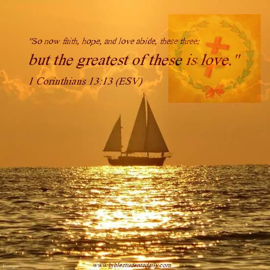 1 Corinthians 13,13