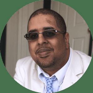 LaRosa Johnson - the Bible study guy