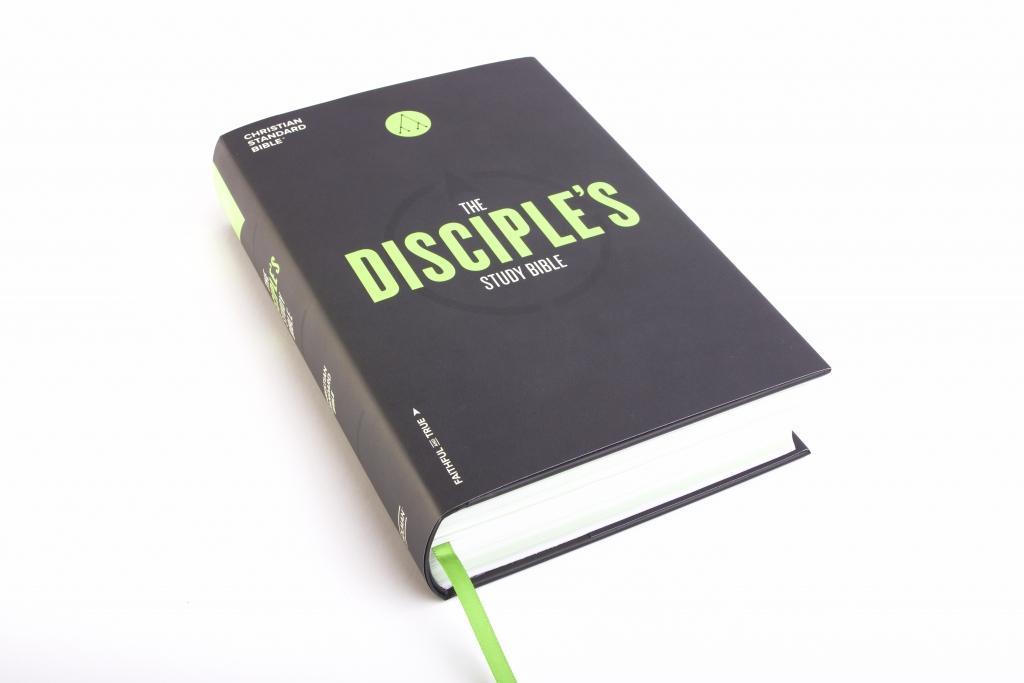 Disciple's Study Bible