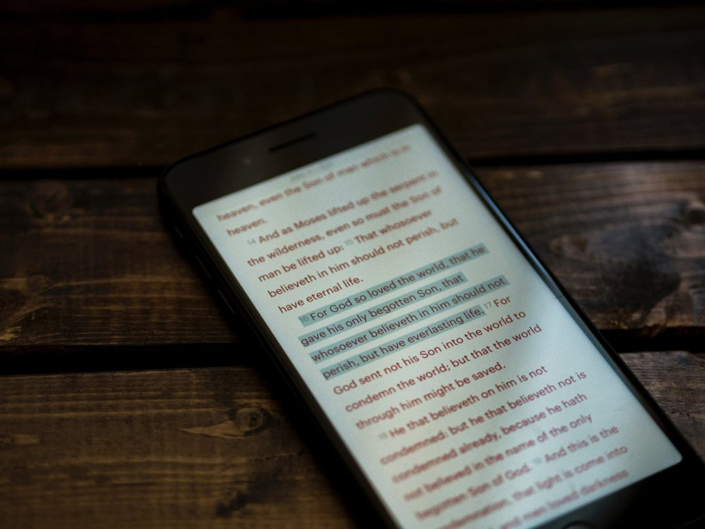 Mobile Bible Apps
