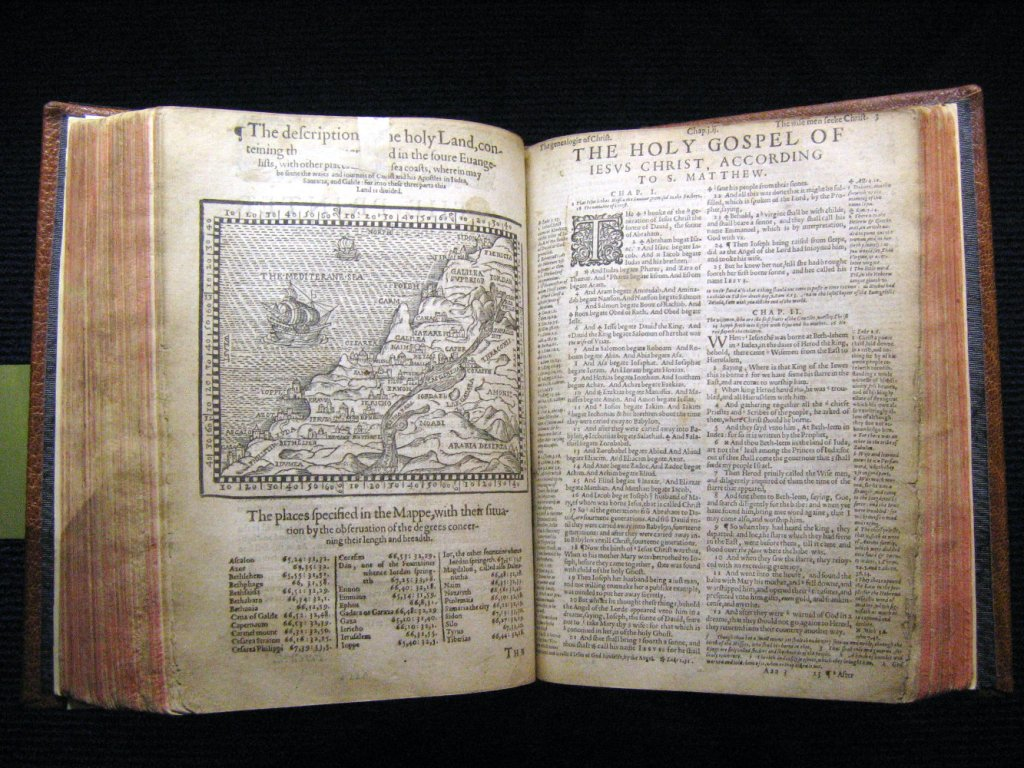 The History of Study Bibles