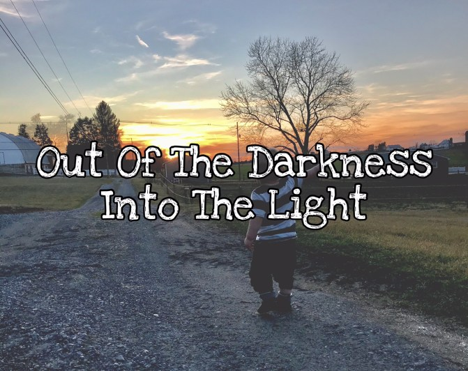 KIDScast#86 Out Of The Darkness, Into The Light