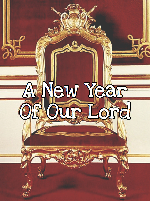 KIDScast#53 A New Year Of Our Lord