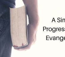 A Simple Progression for Evangelizing