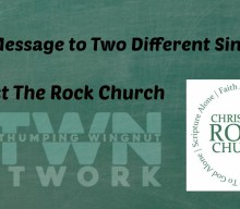"""""""One Message to Two Different Sinners"""" 