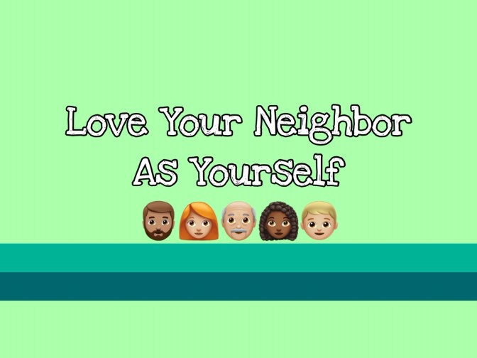 KIDScast#43 Love Your Neighbor As Yourself