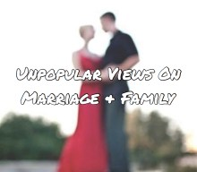 SAL#115 Unpopular Views On Marriage & Family *Trigger Warning*