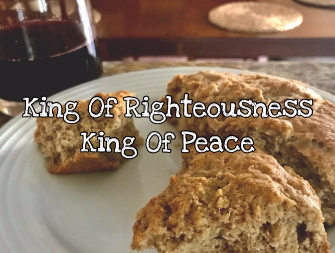 KIDScast#64 King Of Righteousness, King Of Peace