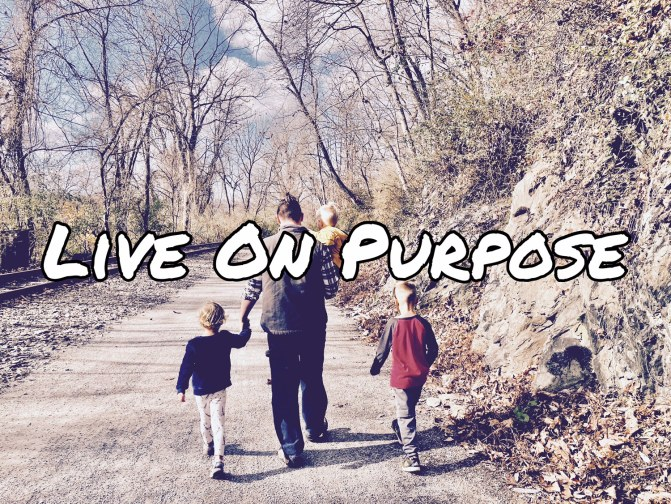 SAL#136 Live On Purpose
