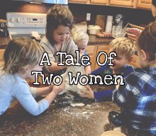 KIDScast#84 A Tale Of Two Women