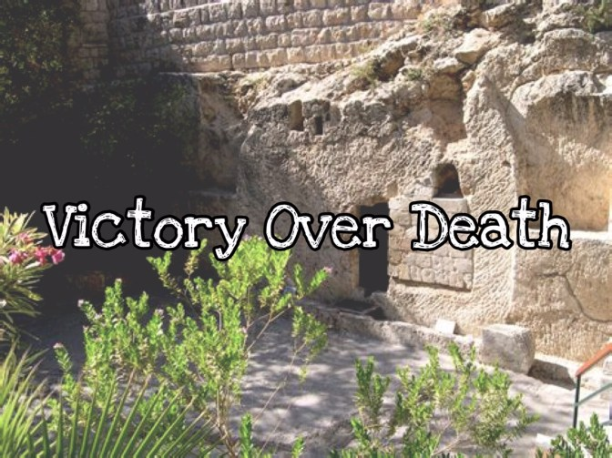 KIDScast#87 Victory Over Death