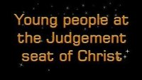 YOUNG PEOPLE AT JUDGEMENT