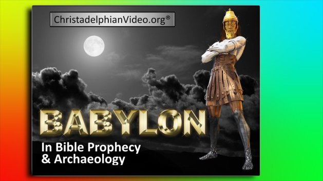 Daniel's Prophecy - & Bible Prophecy & Archaeology 5 pt Series - Jonathan Bowen