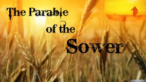 The Parable of the Sower