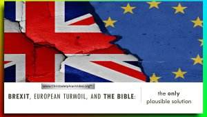 Brexit, the Bible, and the only plausible solution