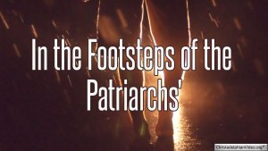 In the footsteps of the Patriarchs Tour of the Middle East 2010:  J.Cowie