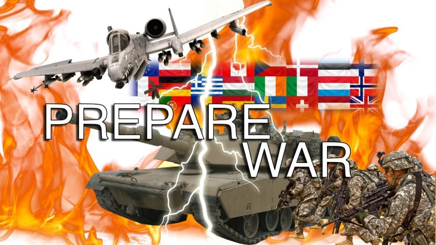 Bible Truth & Prophecy | Prepare for War: Wake up the Mighty Men