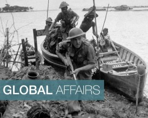 STRATFOR: Is It in Man's Nature to Wage War?