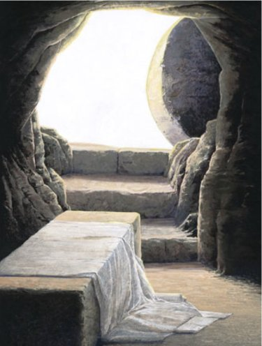 jesus-empty-tomb-stone-half-way-rolled-over