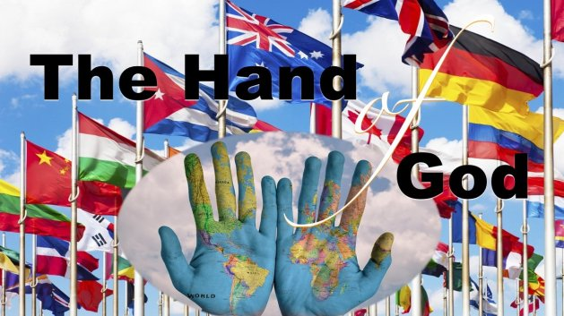 The Hand Of God In Human Affairs:  A REVIEW OF 2016
