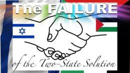 The Failure of the Two State Solution - Video Post Bible in the News