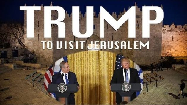 Trump to visit Jerusalem! Israel planning massive building spree in Jerusalem Video Post Bible in the News