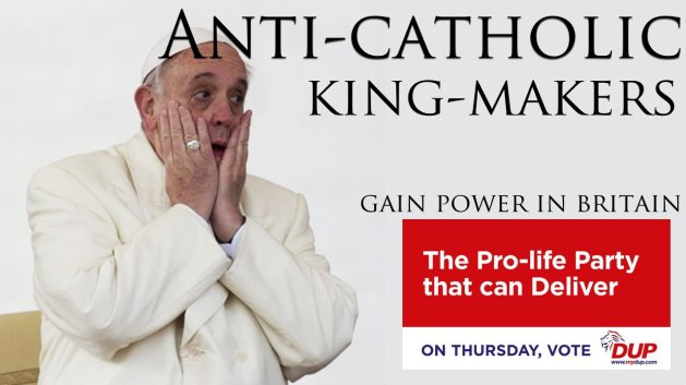 Anti Catholic King Makers Gain Power in Britain - Bible Prophecy being fulfilled