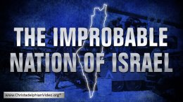 The Improbable Nation Of Israel Video post