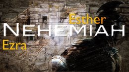 Ezra, Nehemiah and Esther Video Bible Study Series