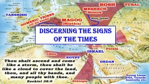 """Signs of the times – """"Gaza – once more a flashpoint"""""""
